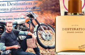 Destination Grand Canyon Perfume