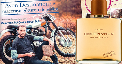 Destination Grand Canyon Perfume