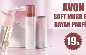 Avon Soft Musk