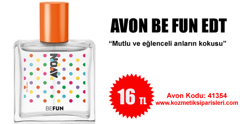 BE Fun EDT