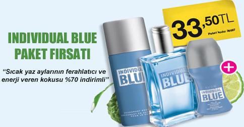 Individual Blue Kampanya
