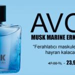 Ferahlatıcı Erkek Parfümü
