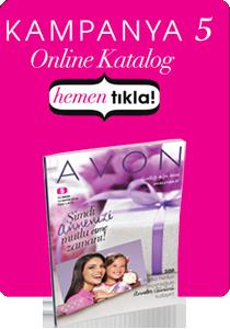 Avon Mayıs Kataloğu 2016