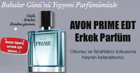 Prime Erkek Parfüm