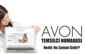 Avon temsilci numarası