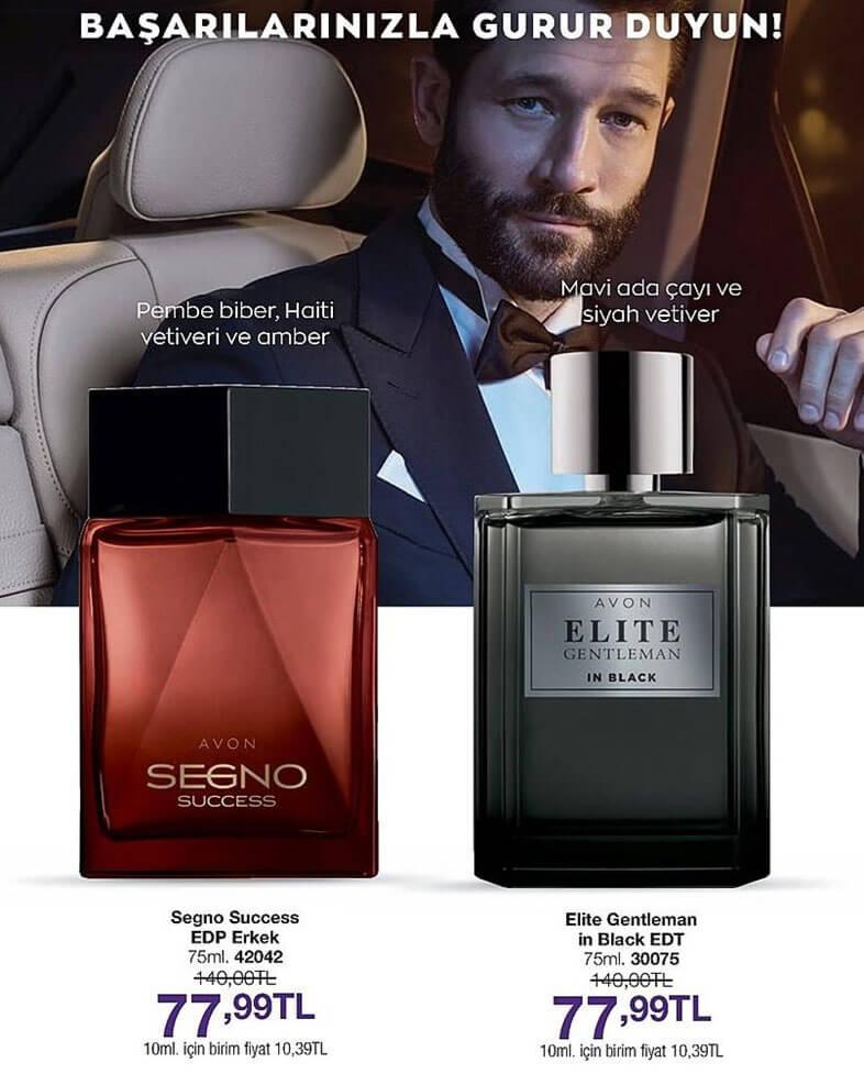 Elite Gentleman parfüm fırsatı